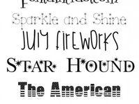 Halloween Font Symbols