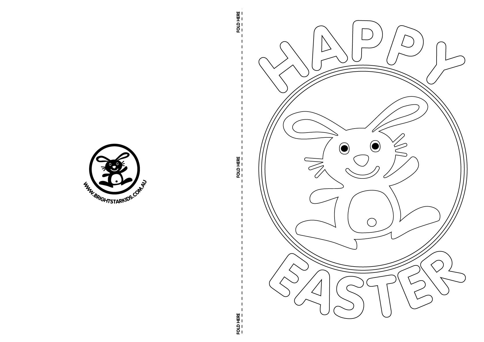 9 free easter card templates images printable easter
