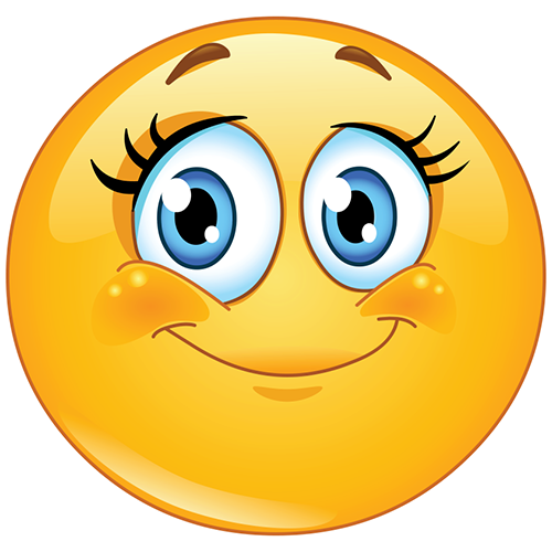 17 Happy Face Emoticon Images