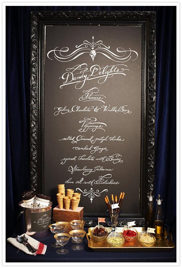 15 Wedding Chalkboard Designs Images