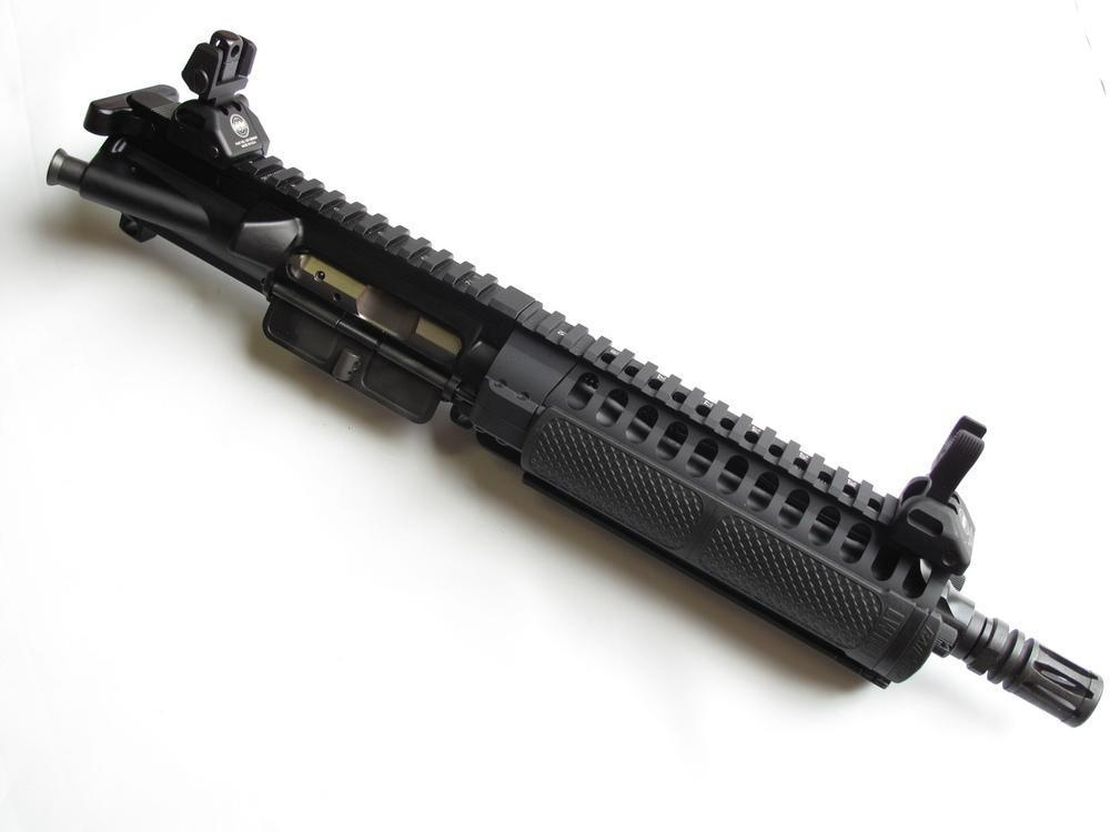 13 LWRC IC PSD Upper 8.5 Images