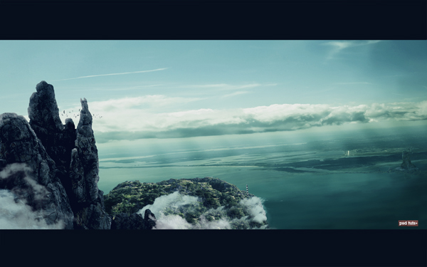 Matte Painting Photoshop Tutorial
