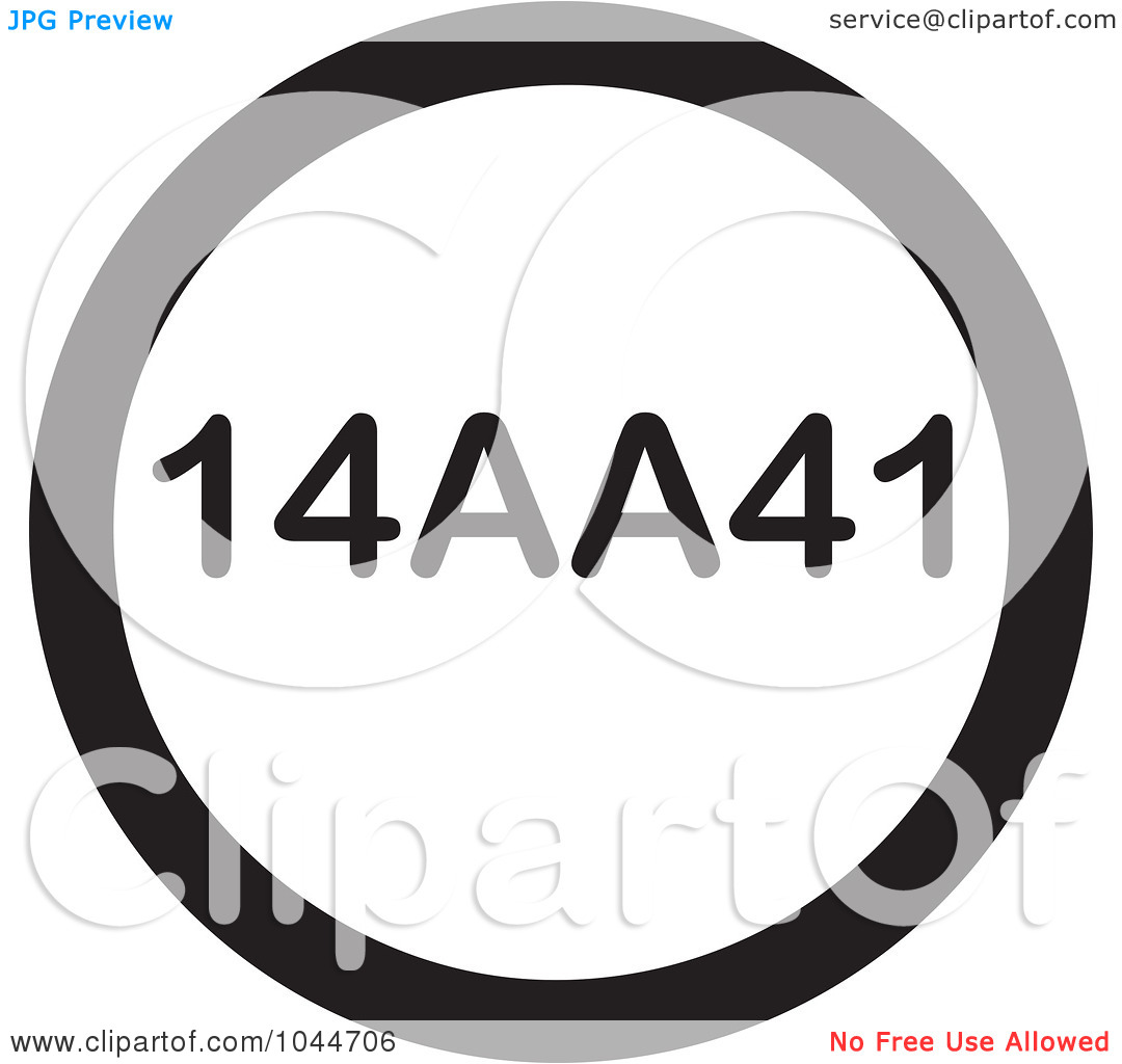 Message Icon Black and White Clip Art