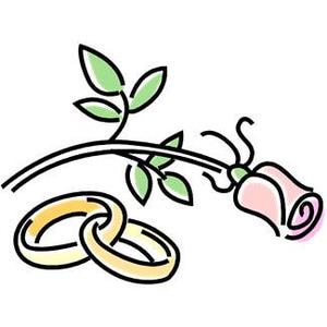 Microsoft Free Wedding Clip Art