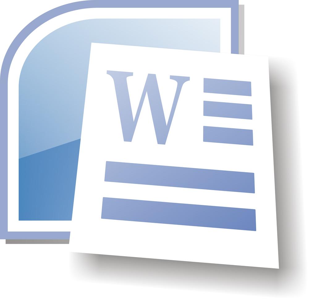 Microsoft Word Logo Icon