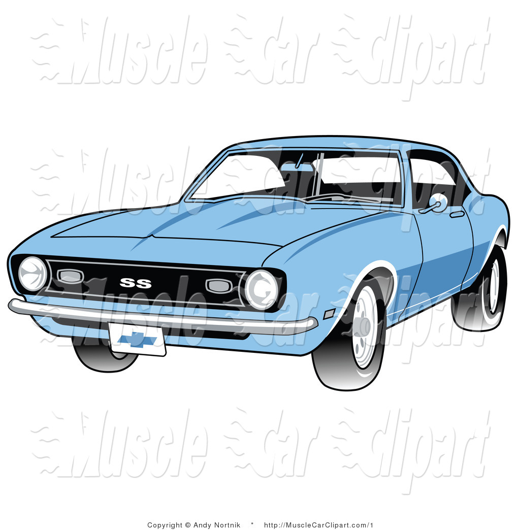 11 Muscle Car Vector Art Images - Car Clip Art Black and ...