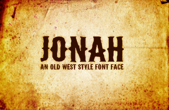 12 Vintage Old West Fonts Styles Images - Old Western ...