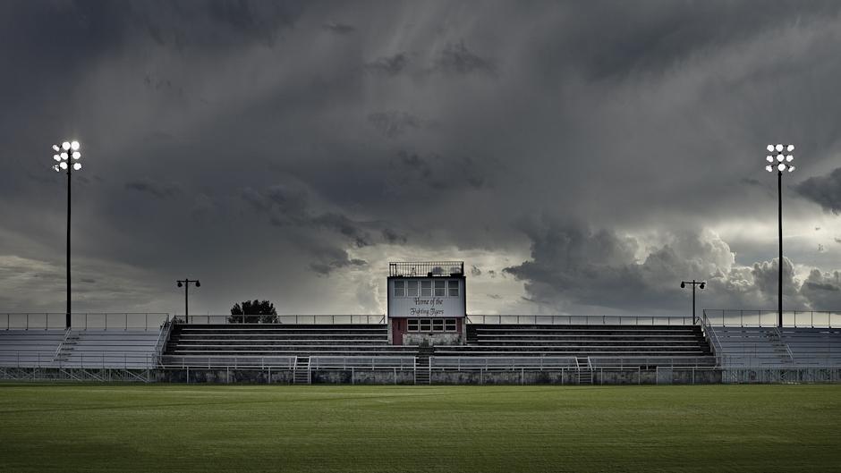 Photoshop Football Stadium