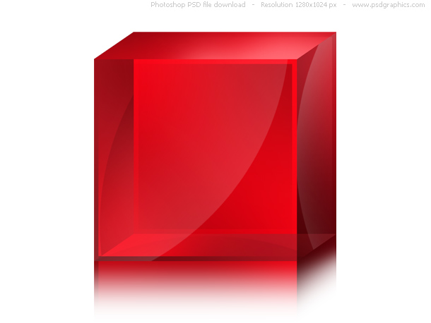 11 Red Block Icon Images