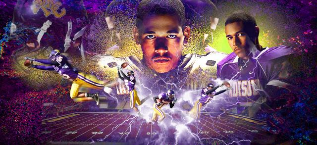 Photoshop Sports Background Football Field