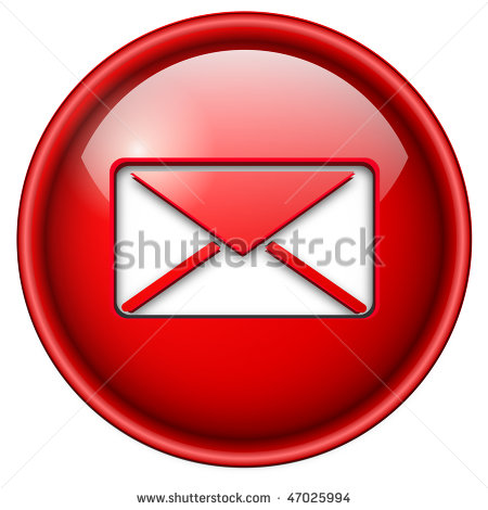 Red Email Icon