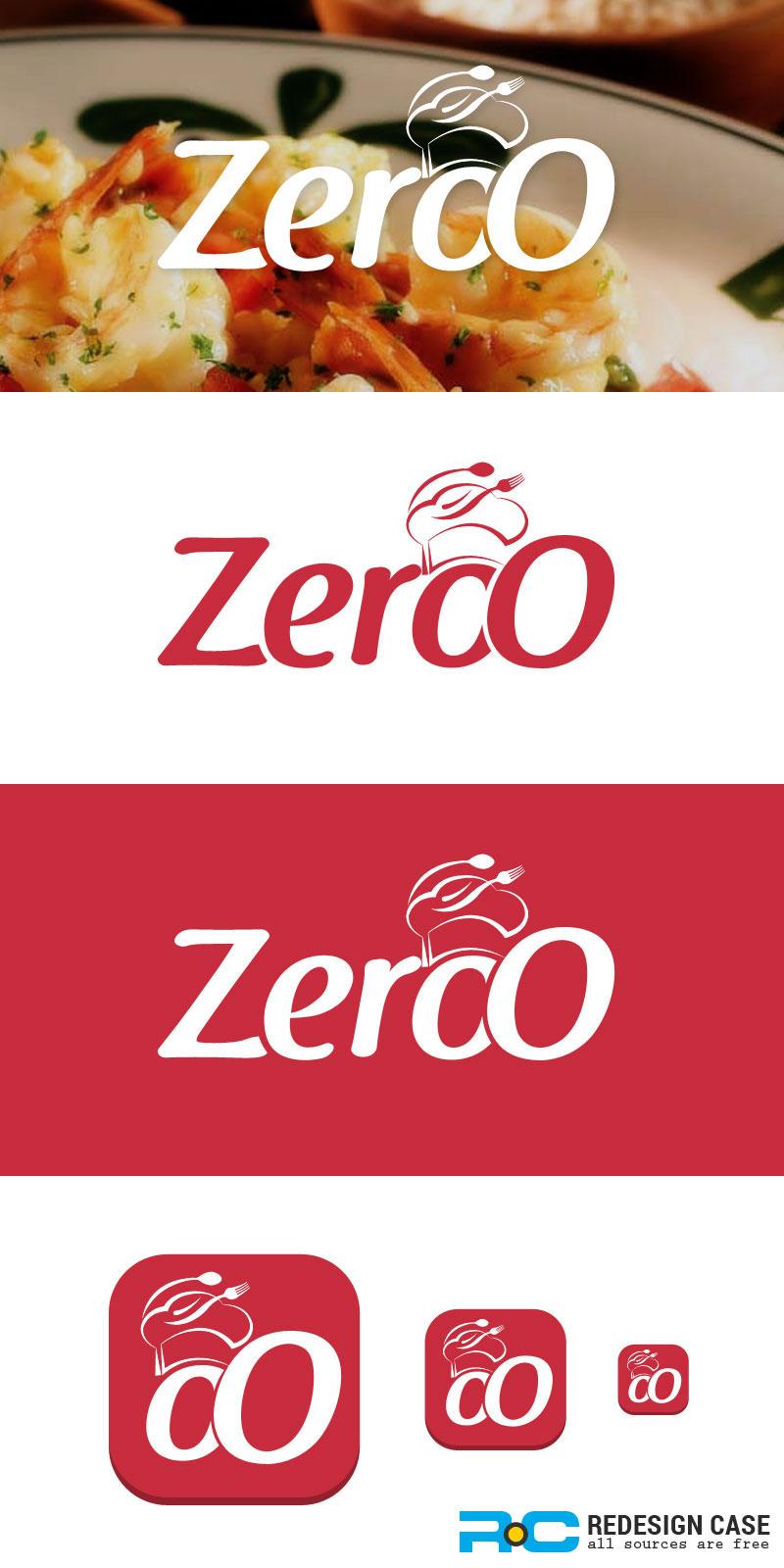 Restaurant App Logos