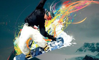 Sports Photoshop Effects