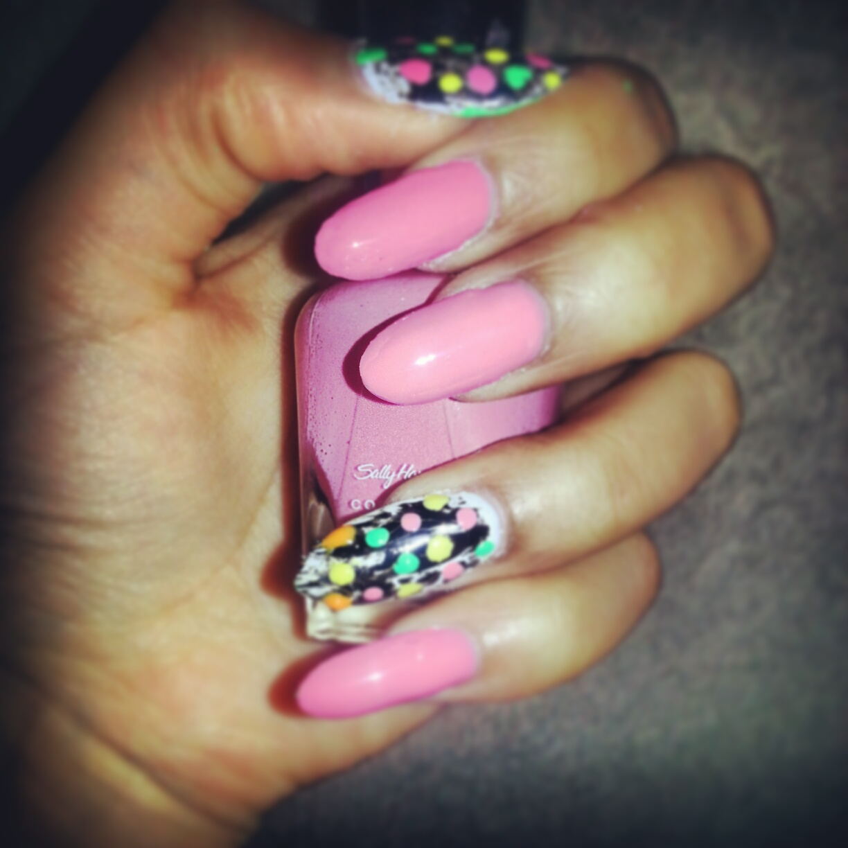 13 Crazy Stiletto Nail Designs Images