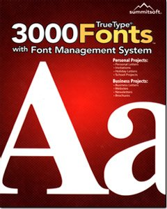 7 3000 Truetype Fonts Images