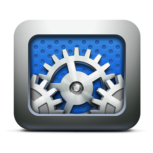 5 System Utilities Icon Images