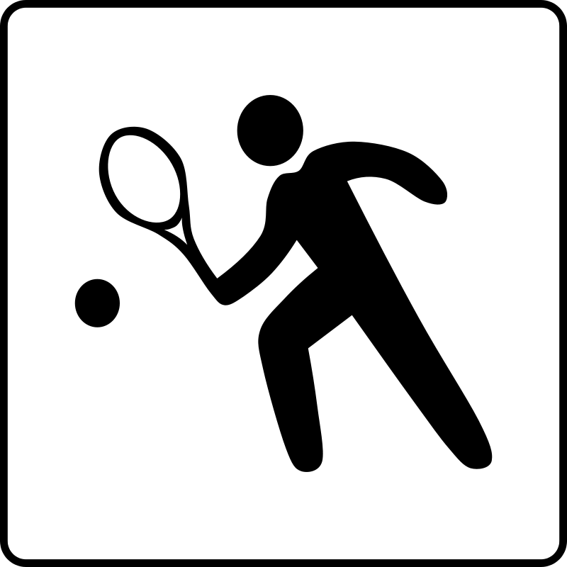 7 Tennis Court Vector Images