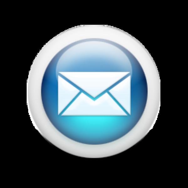 Text Message Envelope Icon Clip Art