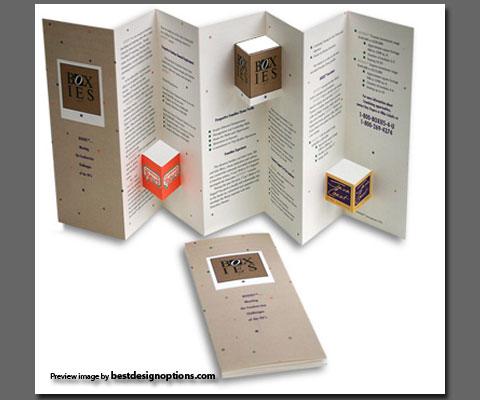 Unique Brochures Design