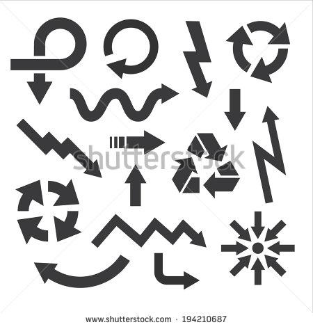 Universal Icons Symbols
