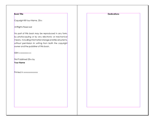 Indesign Book Cover Layouts : Free downloadable indesign layout templates images