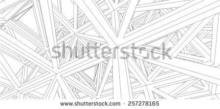 3D Building Structures