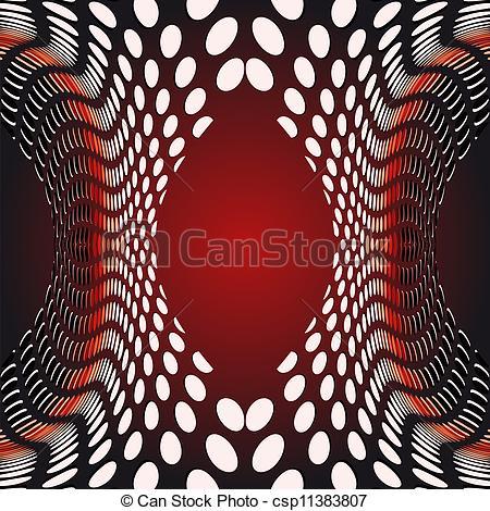 Abstract Circles Clip Art