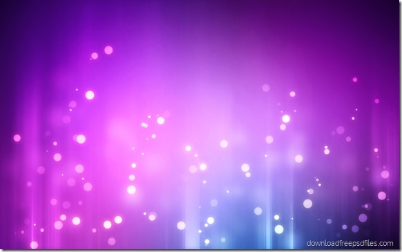 Abstract Light Purple