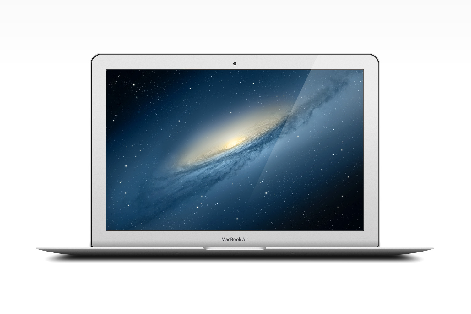 14 MacBook Air PSD Images