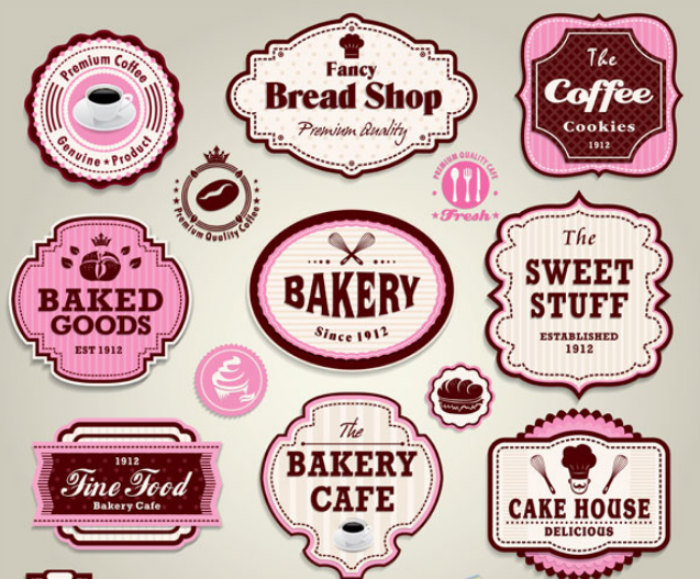 Bakery Label Templates
