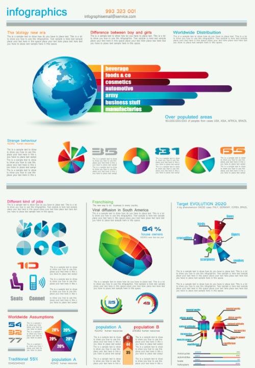 Chart Infographic Design