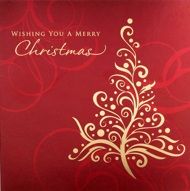 18 Christmas Card Designs Images