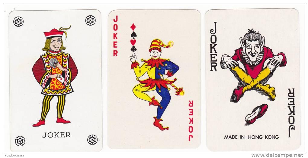 Classic Joker Playing Card
