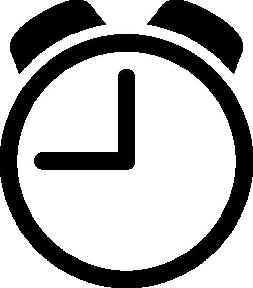 Clock Icon Clip Art