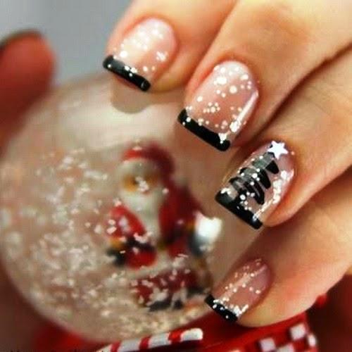 Cute Christmas Nail Art