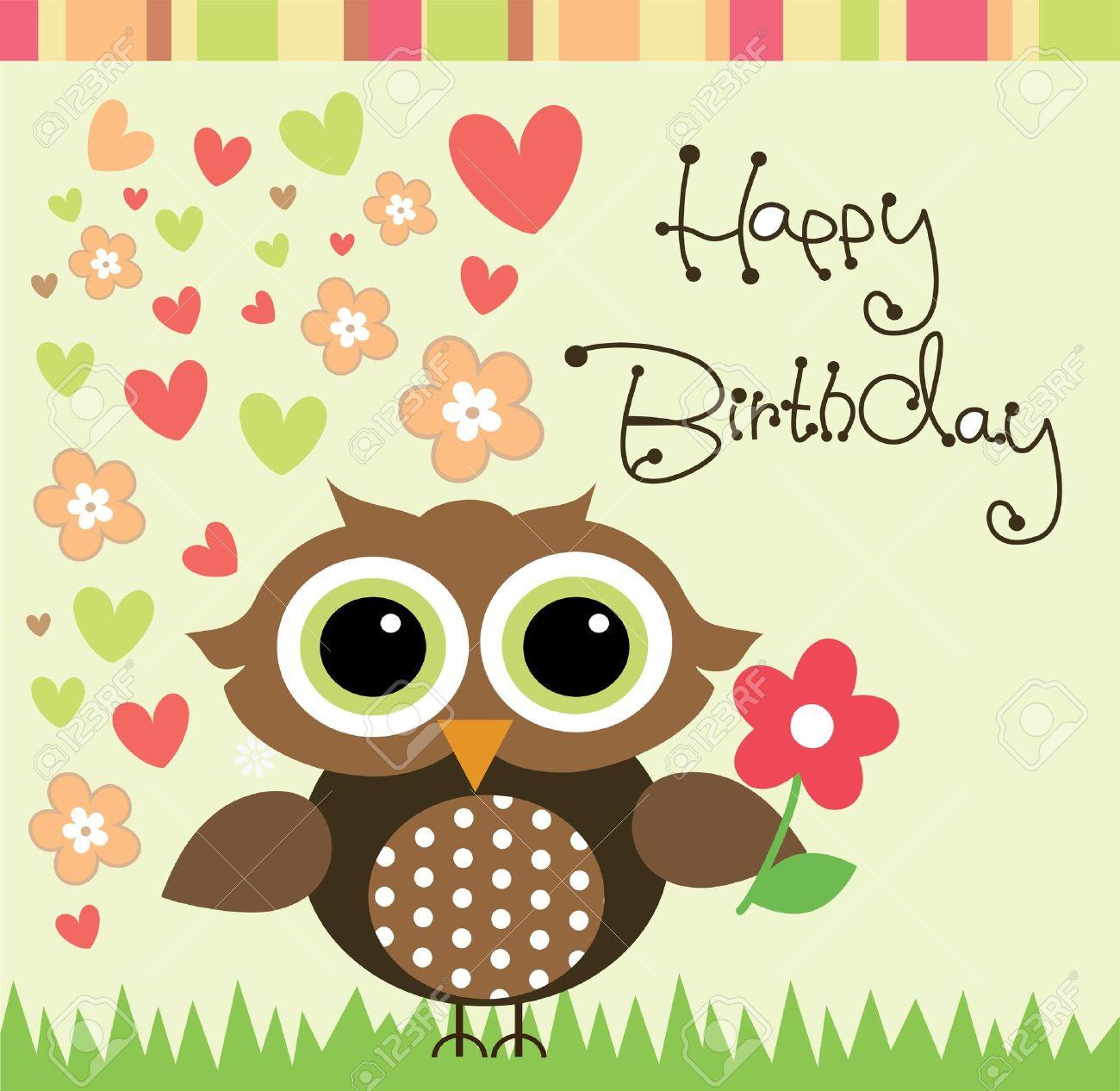 Cute Happy Birthday Ecards cool online birthday cards – Happy Birthday Card Cute
