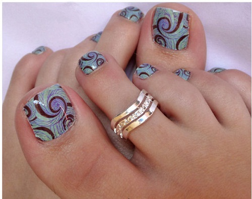 Do It Yourself Nail Design Ideas
