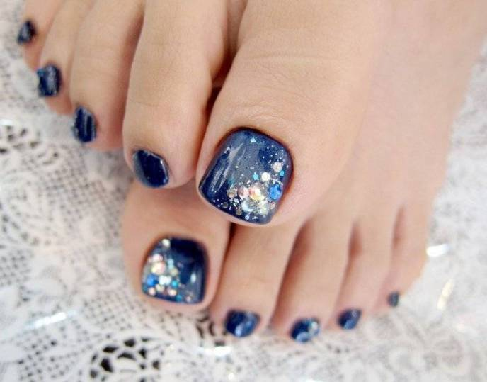 Easy Do Yourself Toe Nail Designs