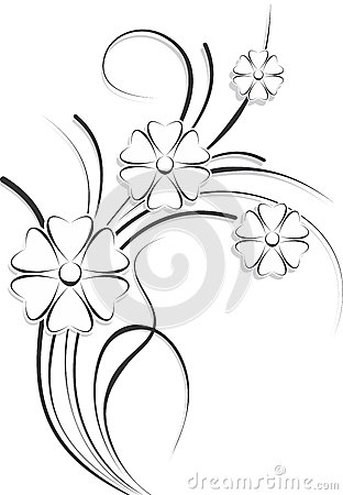 Flourish Tattoo Designs