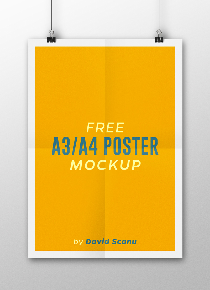 Flyer Mock Up Template