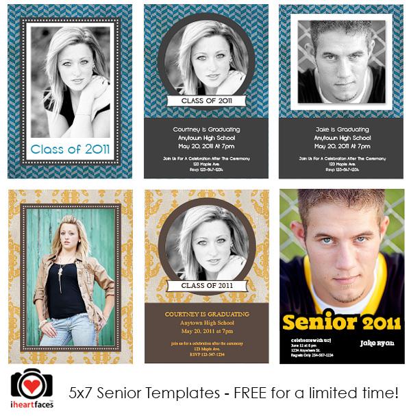 Free Graduation Templates Photoshop