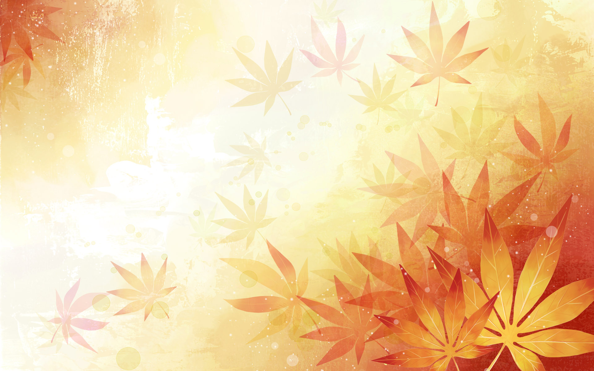 18 Fall Flower Background Vector Images