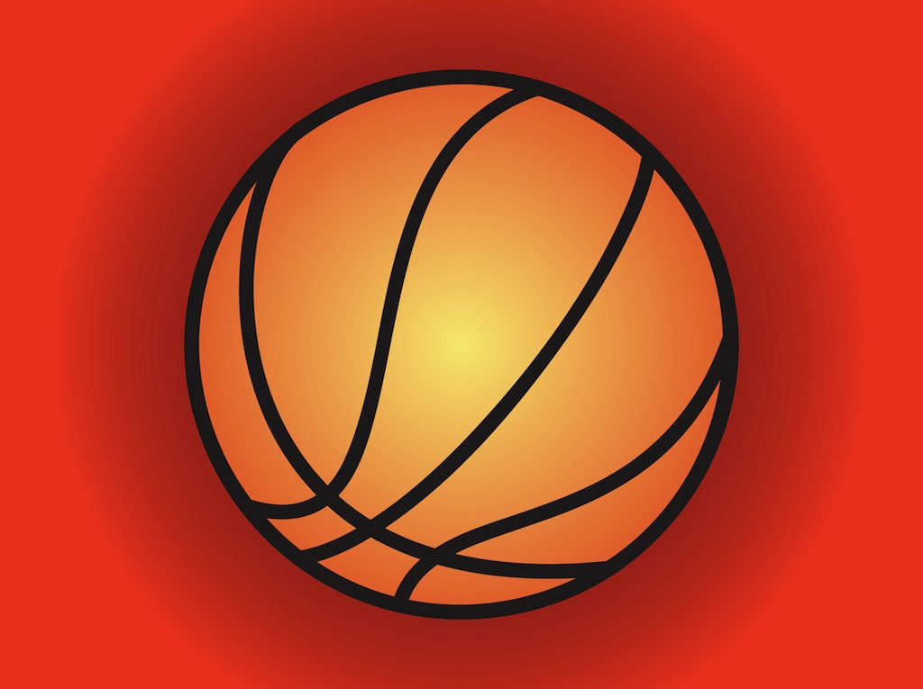 11 Basketball Icons Free Images