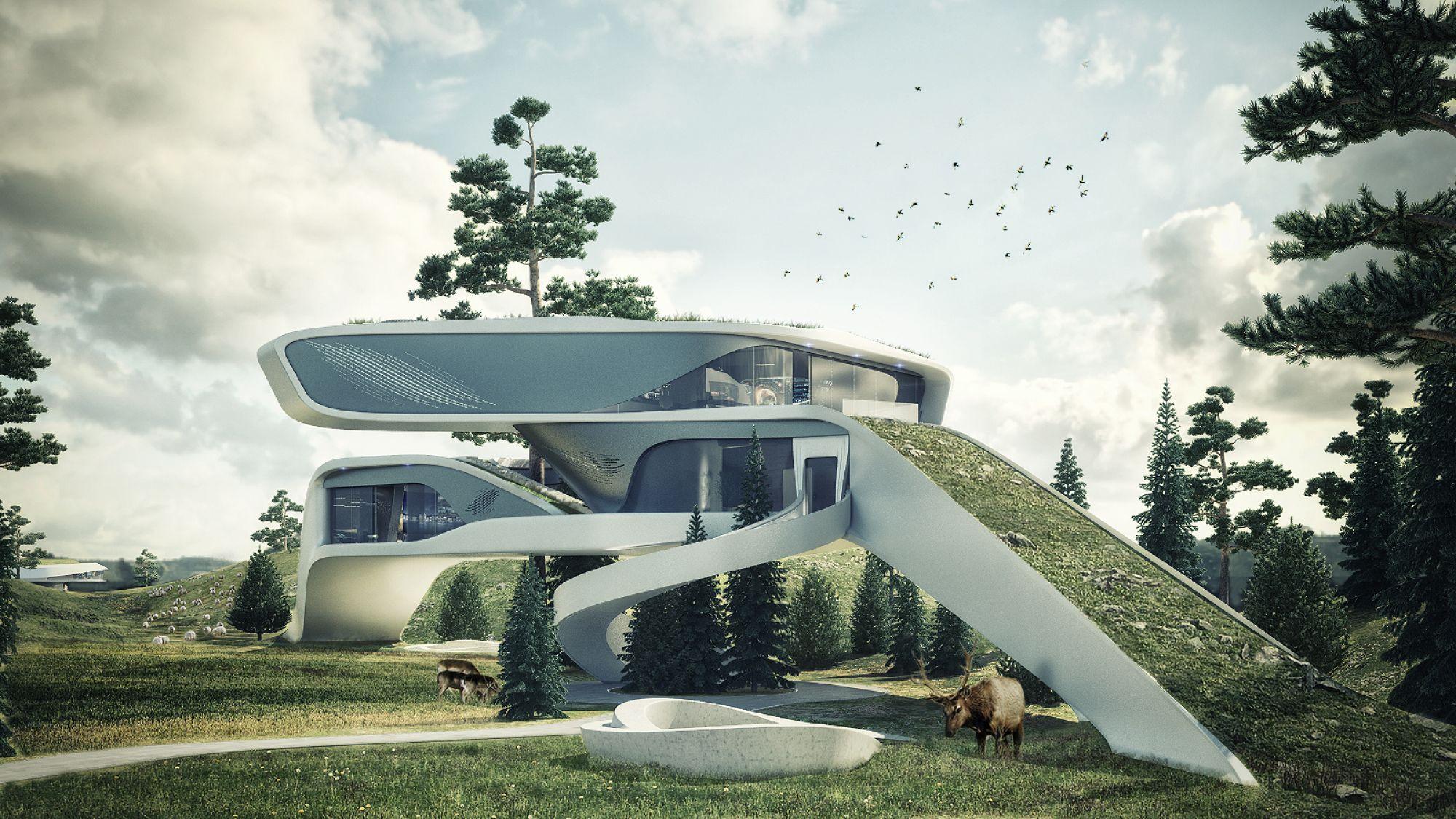 Future House Designs