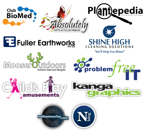 Graphic Design Company Logo Ideas