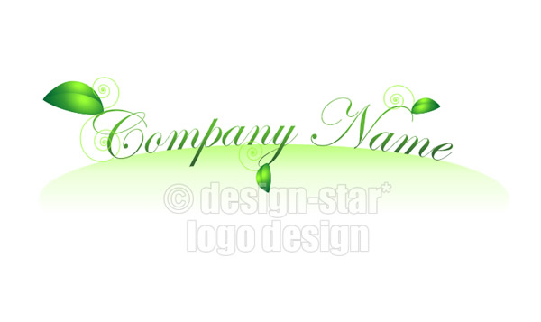 Green Vine Logo Designs