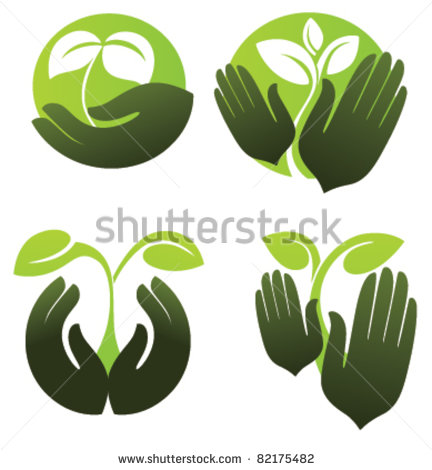 Growing Plants Symbol