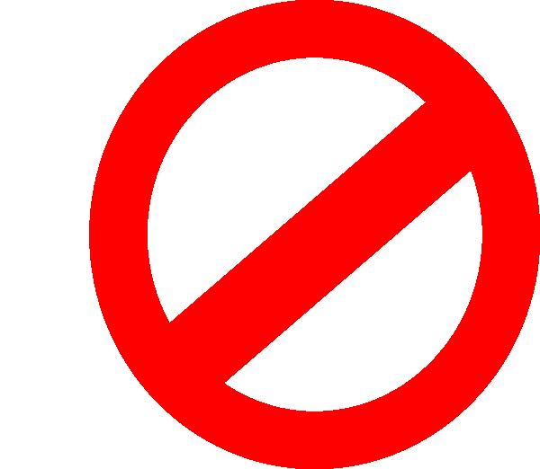 16 No Sign Vector Art Images