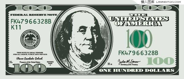 16 Dollar Bill Vector Images