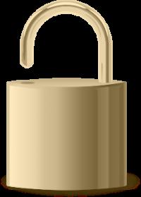 iPhone Lock Symbol Icon